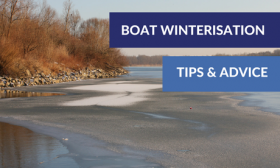 Boat winterisation tips and advice