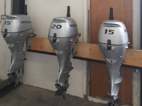 Range of Boat Outboard Motors now on Sale