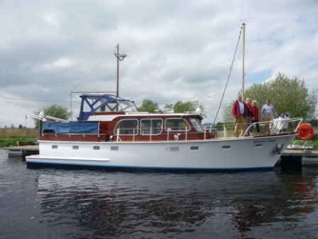 "Super Van Craft ""Gracious Lady"" !!Price Reduced!!"